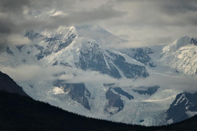 Mt. Blackburn Flanks