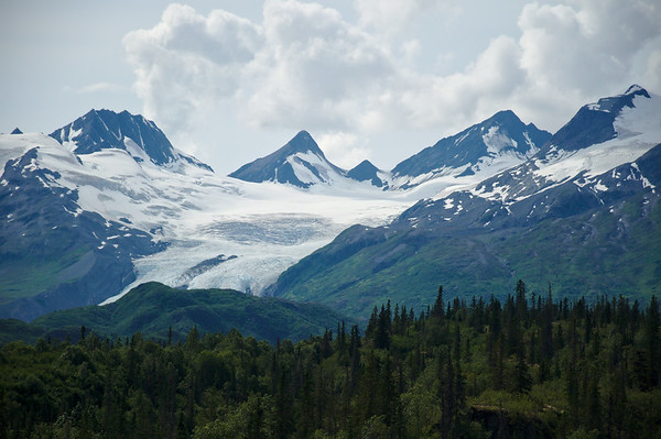 Worthington Glacier 2011