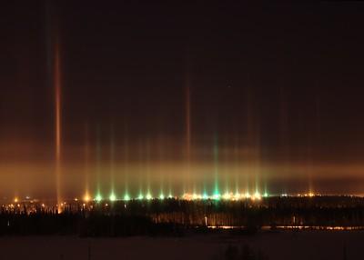 Light Pillars