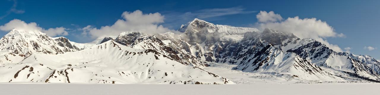 Mt. Shand Panorama