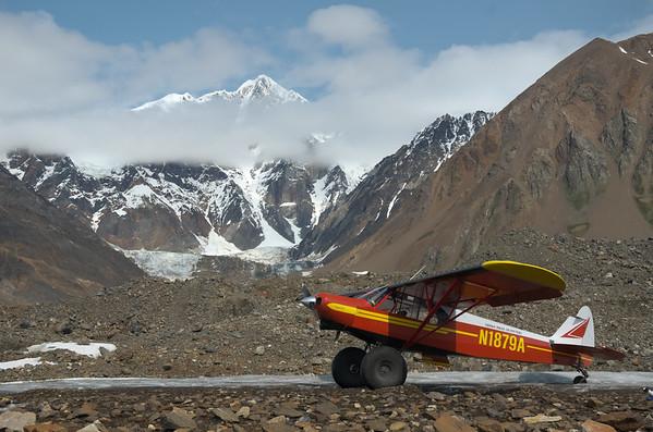 The Supercub and McGinnis Peak (11,400 ft.)