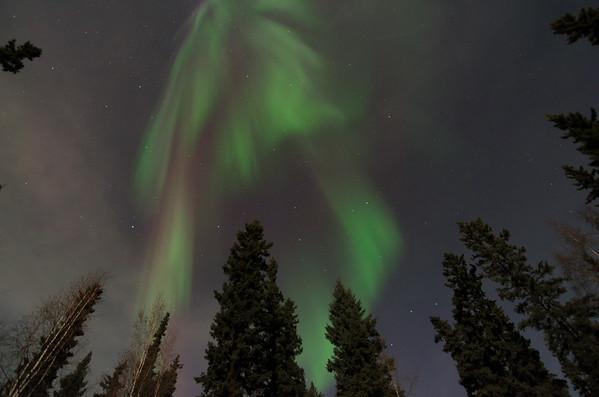 October - Aurora