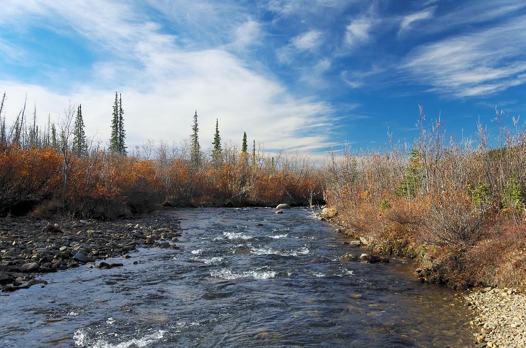 Nome Creek