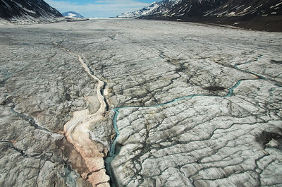 Black Rapids Glacier