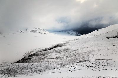 September - Don't go down the Susitna Glacier