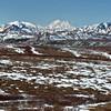 Denali as the snow melts