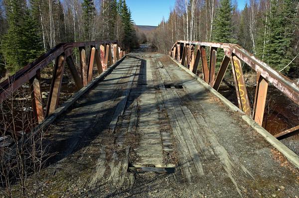 Tatalina River Bridge