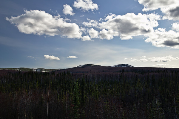 Along the Elliot Highway