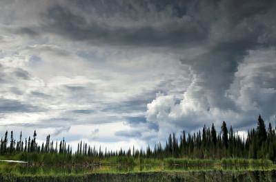 Ballaine Lake - Fairbanks | 2014-08-20