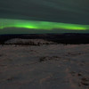 Aurora and wind crust