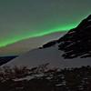 Aurora appears