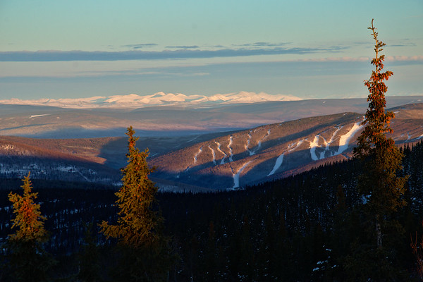 Moose Mountain and the Whites