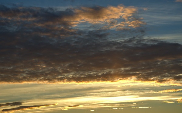 just sky