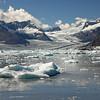 July - The Columbia Glacier