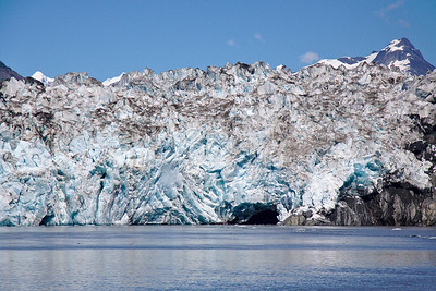 July - The Columbia Glacier