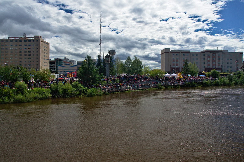 Party on the Chena
