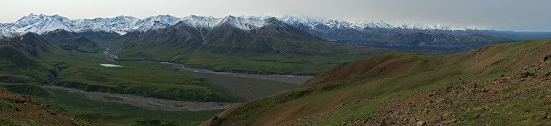 Thoro Ridge Panorama
