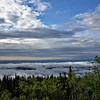 Fog in the Tanana Valley
