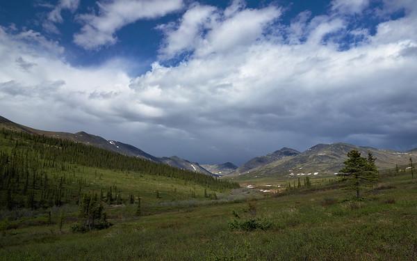Nome Creek View