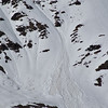 Avalanche leftovers