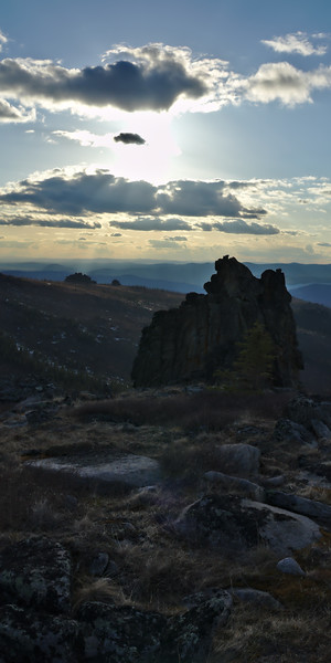 Evening at the Tors