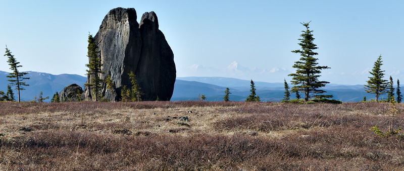 Asgard Tor and Alaska Range