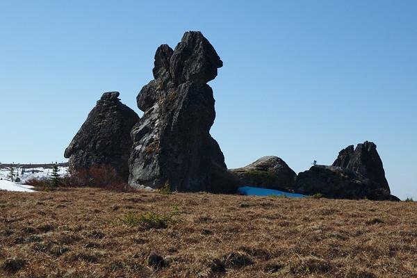 Look, more rocks!