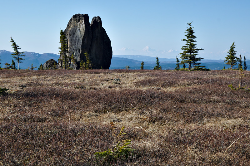 May - The Asgard Tor and the Alaska Range
