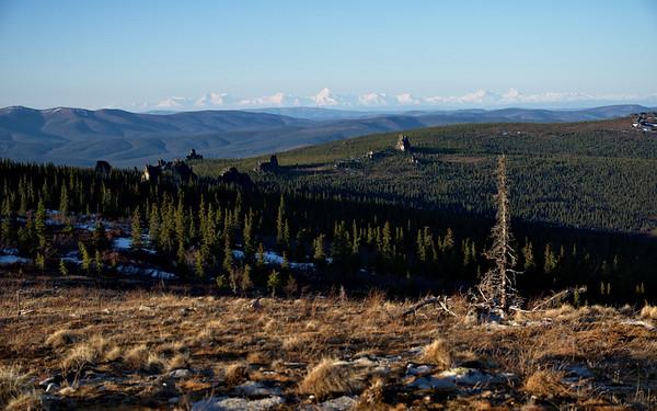 Alaska Range and Tors