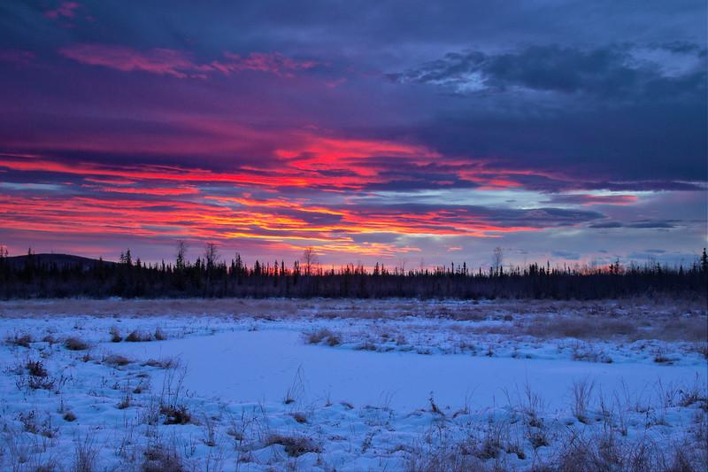 Peak Sunrise