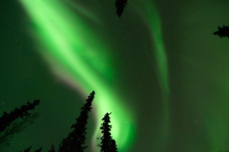 Aurora Borealis – November 14, 2014