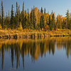 Quintessential Autumn in Fairbanks