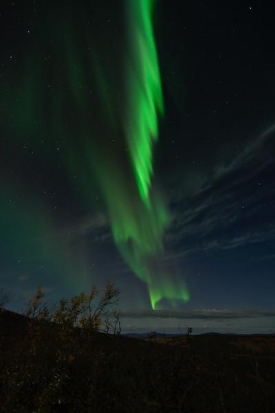 Winding Aurora