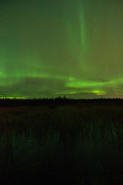 Drifting Aurora