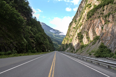 Keystone Canyon