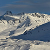 Over the Castner Glacier
