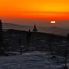 Wavy Sunset