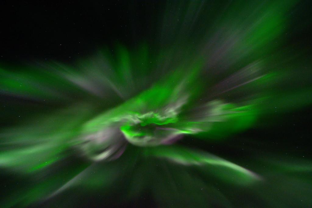 Auroral Corona