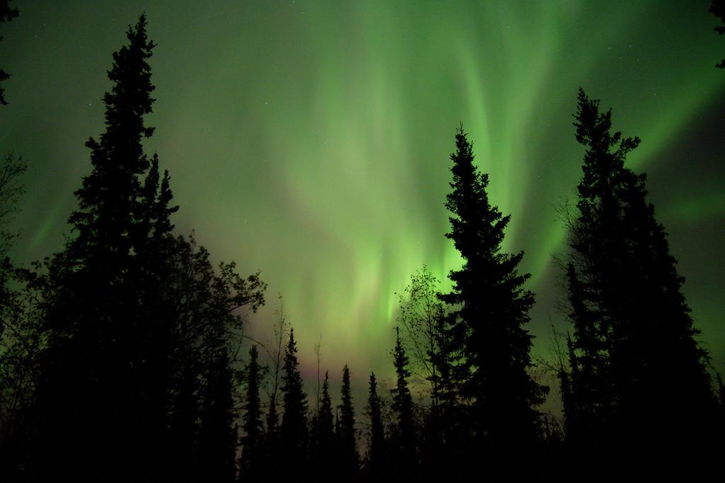 Aurora Borealis - September 11, 2015