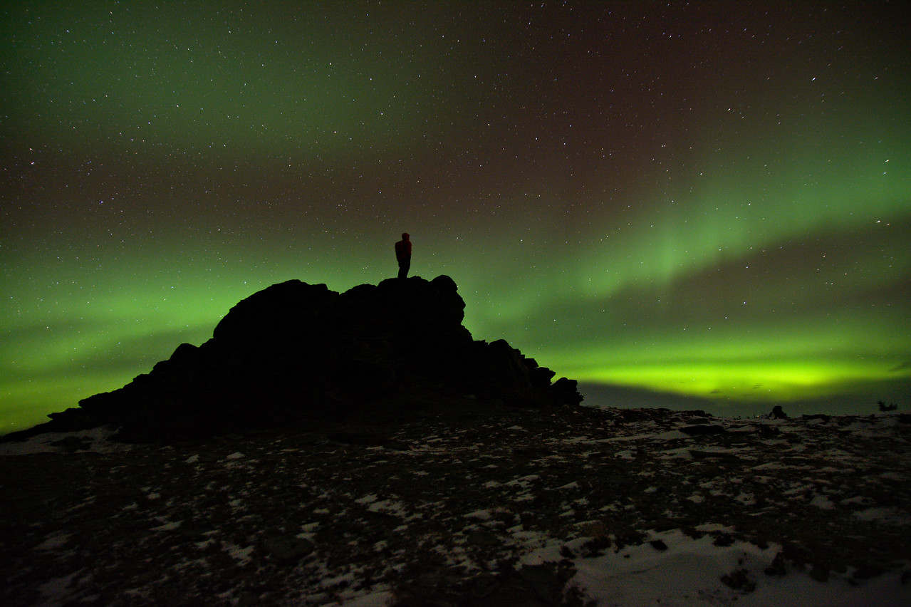 Focus and Setup for Aurora and Night Photography