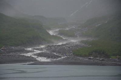 Northwestern Glacier Landing Beach