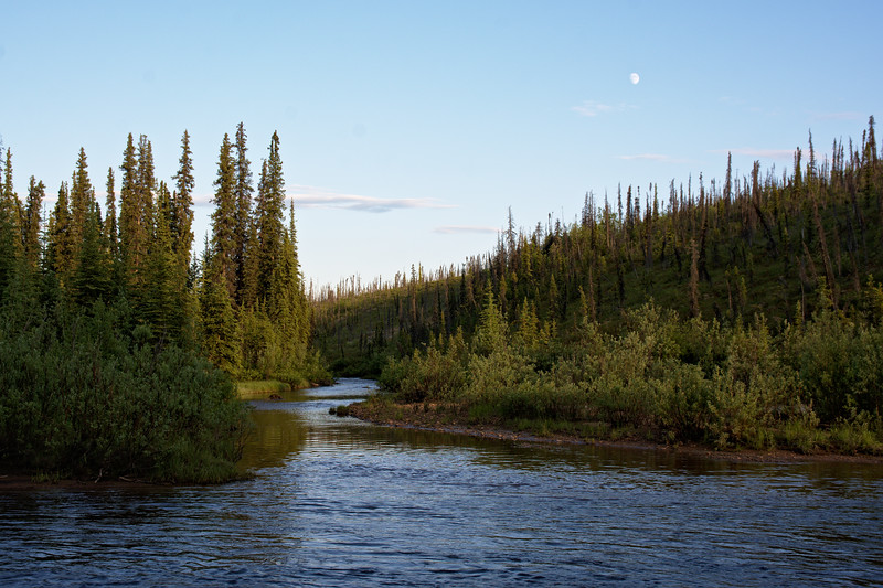 Nome And Ophir Creeks