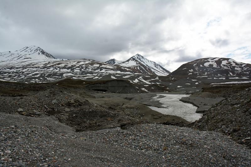 Debris-Covered Ice