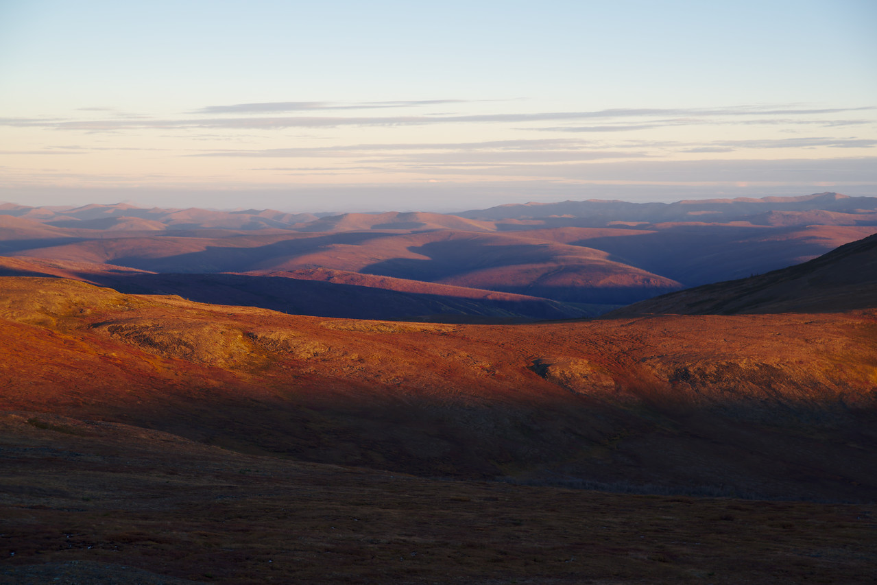 Evening in the White Mountains