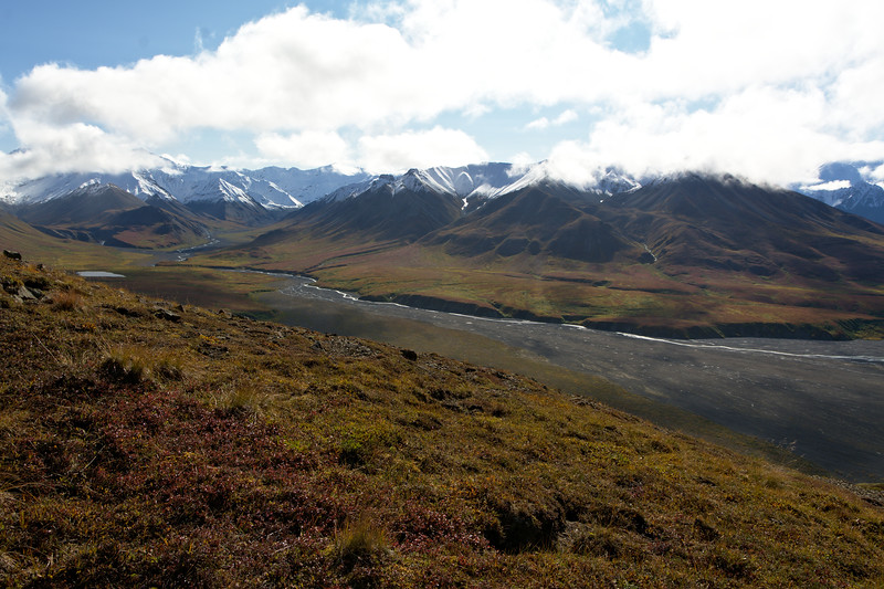 Eielson Mountains