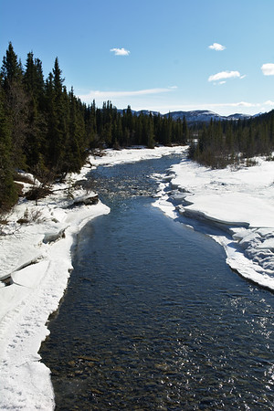 Sanctuary River - Southern View