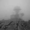 Fire Tower in the Fog