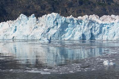 Columbia Glacier Reflection
