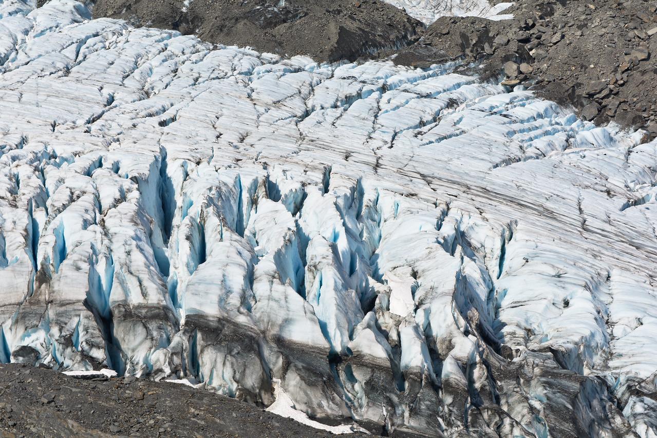 Crevasse (Glacier)