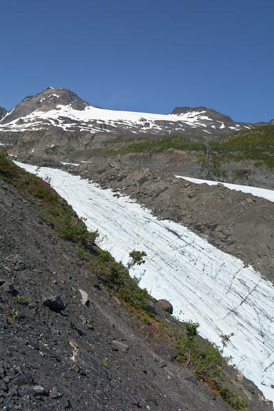 Steep Glacier